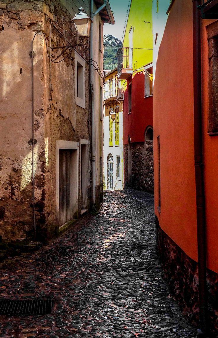 Santu Lussurgiu - Sardinia, Italy
