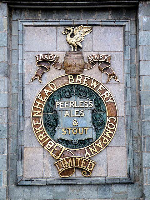 Pier Hotel, Birkenhead, England