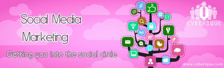 #Social #Media - #Social #Media #Marketing (SMM) #Services, the process of utilizing various social media networks  in order to reach a larger audience your website. See more: http://www.cyberique.com/social-media.php