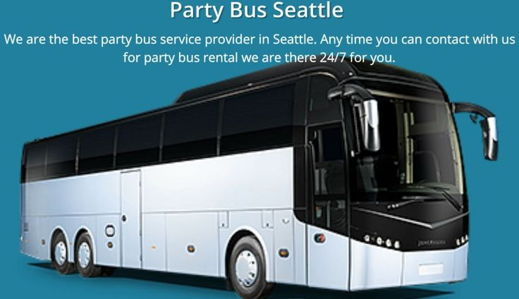 Charter Bus Service in Seattle We offer Comprehensive charter bus service in Seattle. We are the charter bus companies who provide charter buses for rent at affordable rate with comfort. http://partybusseattlerental.com/charter-bus-service/