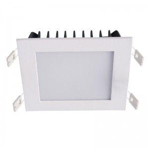 Oprawa stropowa GOBBY downlight 12W LED do zabudowy Italux TH0740 12W 1000W 3000K S.WH