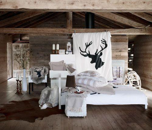 Met de nieuwe CHALET collectie reist Ikea deze winter af naar de ijskoude bergtoppen van de Zwitserse Alpen.