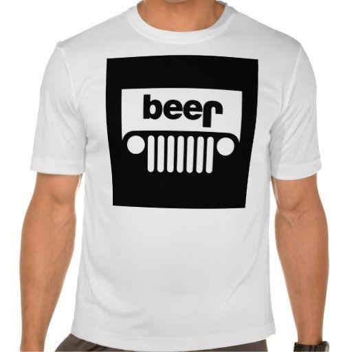 Funny logo Jeep or Beep Tshirt