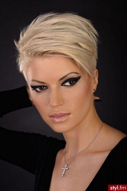 Krótkie fryzury damskie 2014 - Wasze zdjęcia! - Strona 42 | Styl.fm