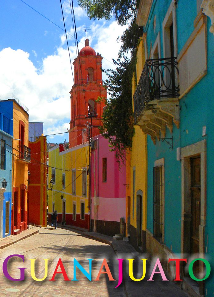 Lots of photos in this post: http://bbqboy.net/guanajuato-mexico-prettiest-town-ive-ever/  #guanajuato #mexico