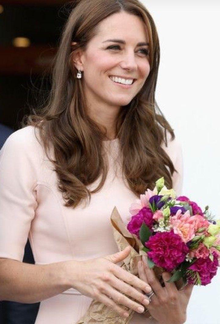 Catherine Kate Middleton Monarquía Británica