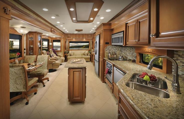 Continental Coach Custom Luxury 5th Wheels And Travel Trailers Moterhome Rv Trailers