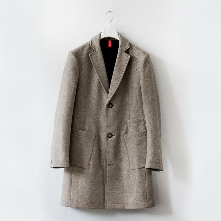 FRENN Timeless - Pekka Wool Coat  www.frenncompany.com