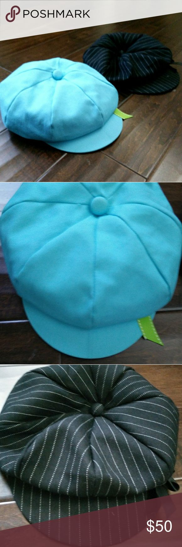 BUNDLE-English Brixton Hats *BUNDLE- 2 hats for one price* In great condition! Super cute! Dress up your outfit in a fashionable way! Accessories Hats