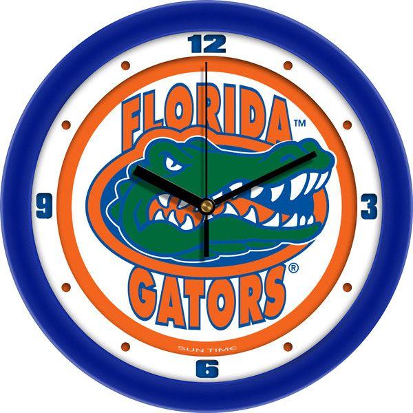 NCAA Florida Gators-Traditional Wall Clock