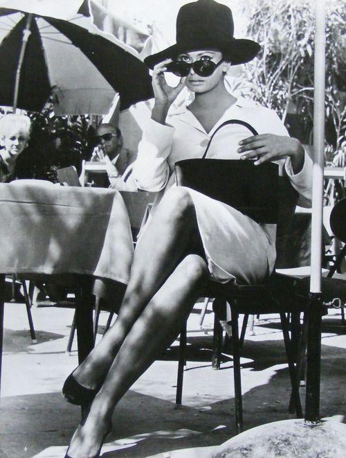 Actress Sophia Loren (b. 1934),