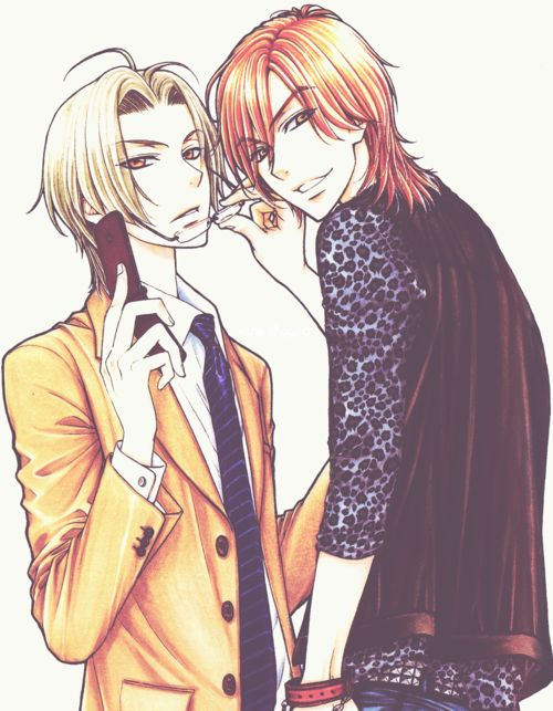 rei x shougo - love stage!: