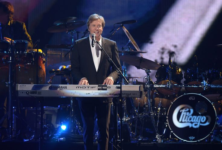 Robert Lamm of Chicago performs at the 31st Annual Rock And Roll Hall Of Fame Induction Ceremony at Barclays Center on April 8, 2016 in New York City. (Photo by Theo Wargo/Getty Images)
