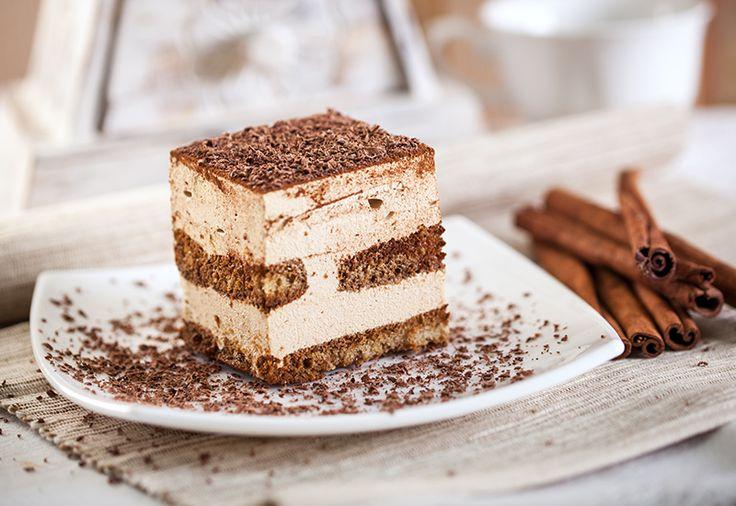 Τιραμισού με κανέλα και σοκολάτα | ION Sweets