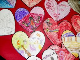 What do you love about music? Mrs. King's Music Room: We LOVE Music!