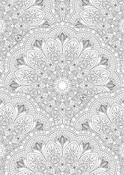 115 besten colorpage Bilder auf Pinterest   Malbücher, Kunsttherapie ...