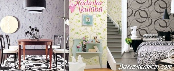 Duvar Kağıdı Modelleri 2016 Çeşitleri - http://www.bizkadinlaricin.com/duvar-kagidi-modelleri-2016-cesitleri.html  Duvar kağıtları hem şık görünümü hem de badana ihtiyacına gerek bırakmaması nedeniyle pek çok ev hanımının gözdesi dekoratif ürünlerdendir. Duvar kağıdı modelleri 2016 örnekleri resim galerimizde son derece modern ve zarif görünümlü son trend duvar kağıtlarına yer verdik. Siz de duvar kağıdı arayışı içindeyseniz bu mode