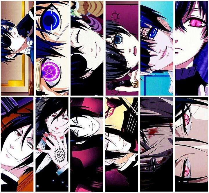 Kuroshitsuji Animation, psh, you mean Anime
