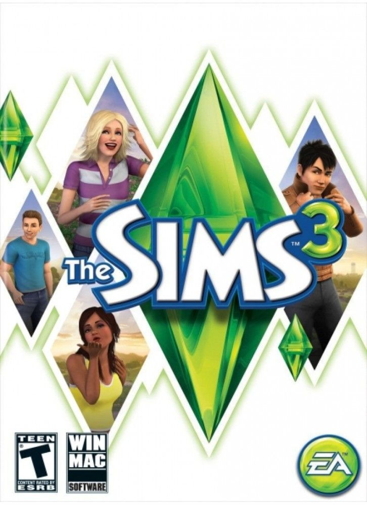 The Sims 3 PC/Mac Download - Official Full Game #pcgames #gamedownloadkeys