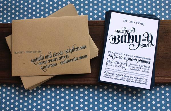 Backyard Baby-Q Invites :)
