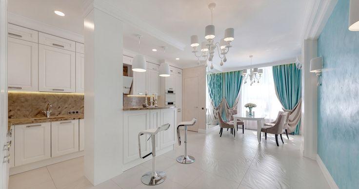 Современная классика - Кухня – сердце дома   PINWIN - конкурсы для архитекторов, дизайнеров, декораторов