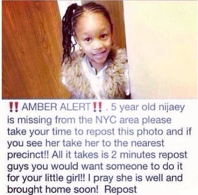 Please pray for her safe return home