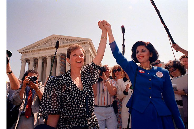 Norma McCorvey, better known as Jane Roe of Roe v. Wade, switched sides in the abortion debate after she became a born-again Christian.