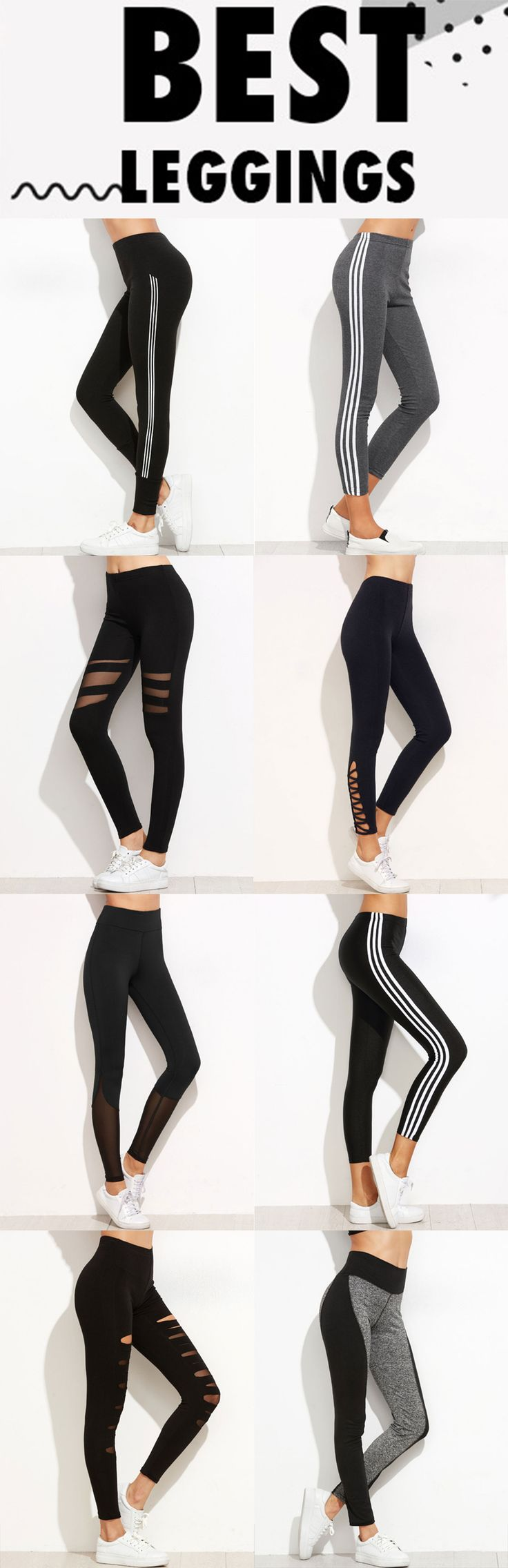 Legging Collection 2016 - romwe.com