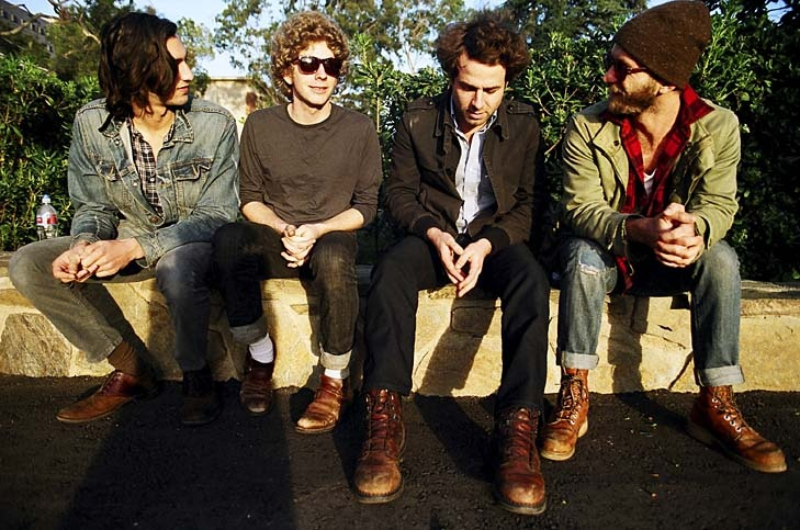 Revival ... roots-rock band Dawes draw inspiration from the likes of Jackson Browne.