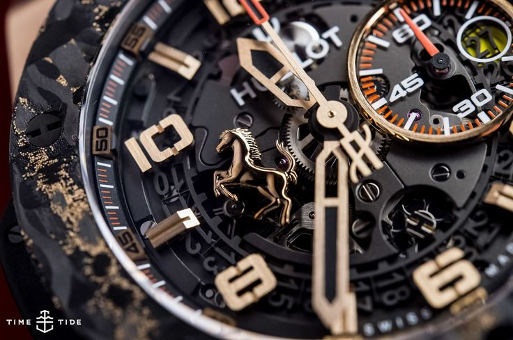 The story in a second: If you love fast cars and fine watches the latest limited edition Hublot for Ferrari will get your engine revving. Aside from making watches, the…
