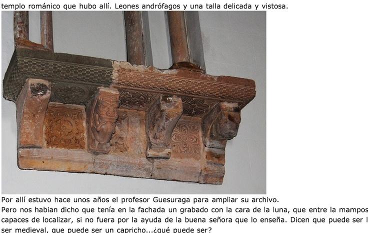 En la Iglesia de San Miguel de Cofiño, Asturias, Spain