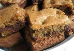 Chocolate chip bars, Chocolate chips and Chips on Pinterest