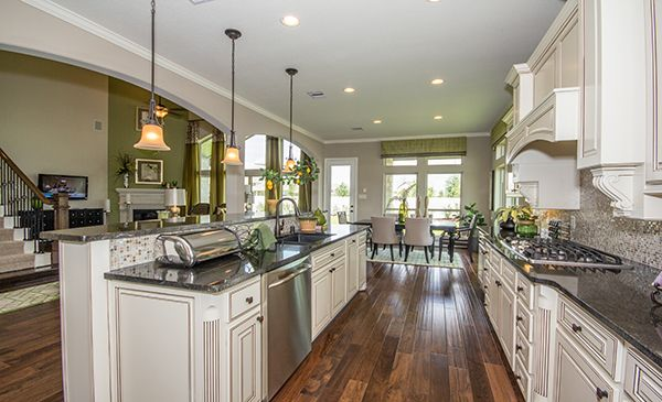 Village Builders - a Lennar Luxury Brand Wildwood at Northpointe: Wentworth Collection