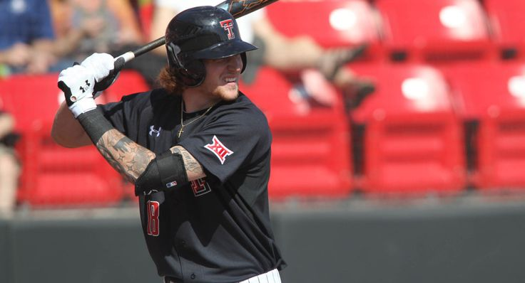 TEXASTECH.COM Quinn Carpenter Named Big 12 Newcomer of the Week - Texas Tech University Official Athletic Site