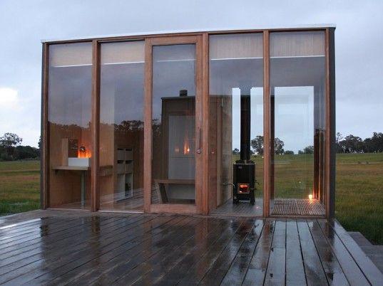 Small heaven - guest room idea....
