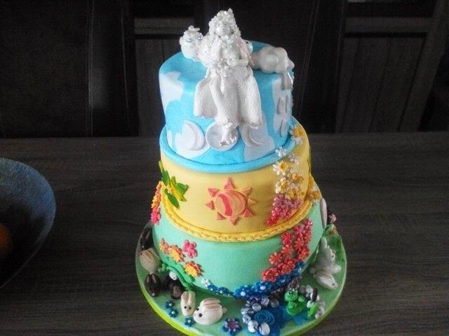 Ostara cake