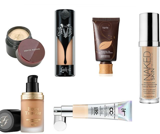 Best Full Coverage Foundations Cruelty Free Best Full