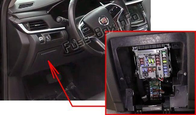 [DIAGRAM_5NL]  Pin on Cadillac XTS (2013-2018) fuses and relays | Cadillac Fuse Box Location |  | Pinterest