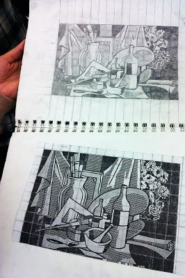 """""""I don't get why that is art!"""" Whenever I show Picasso's cubism paintings, I have a handful of students that say, """"That's Art? I could do ..."""