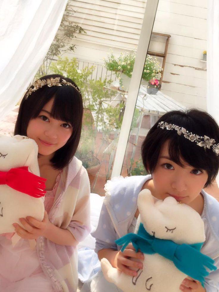 jellygummie7tisu:  生田絵梨花&生駒里奈