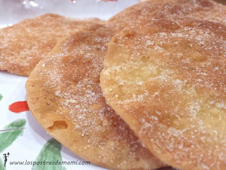 Tortitas de anis- Los postres de mami – Recetas fáciles y dulces