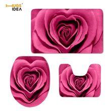 Astounding Click Image To Buy Hugsidea 3D Red Pretty Flower Rose Machost Co Dining Chair Design Ideas Machostcouk