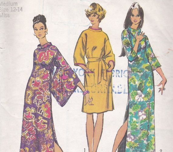 14 best 70s Bohemian Loungwear images on Pinterest   Vintage 70s ...