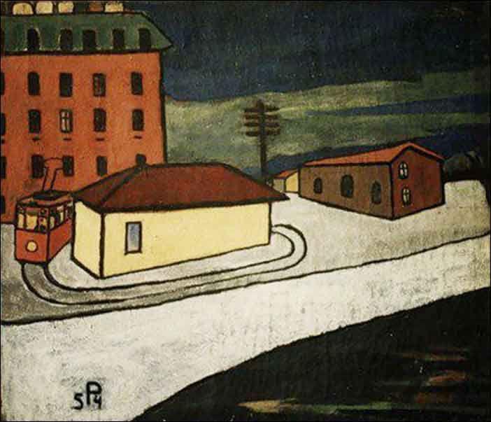 alexander arefiev paintings - Google Search