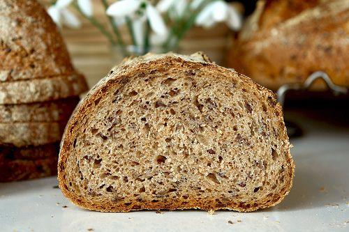 14 flaxseed bread