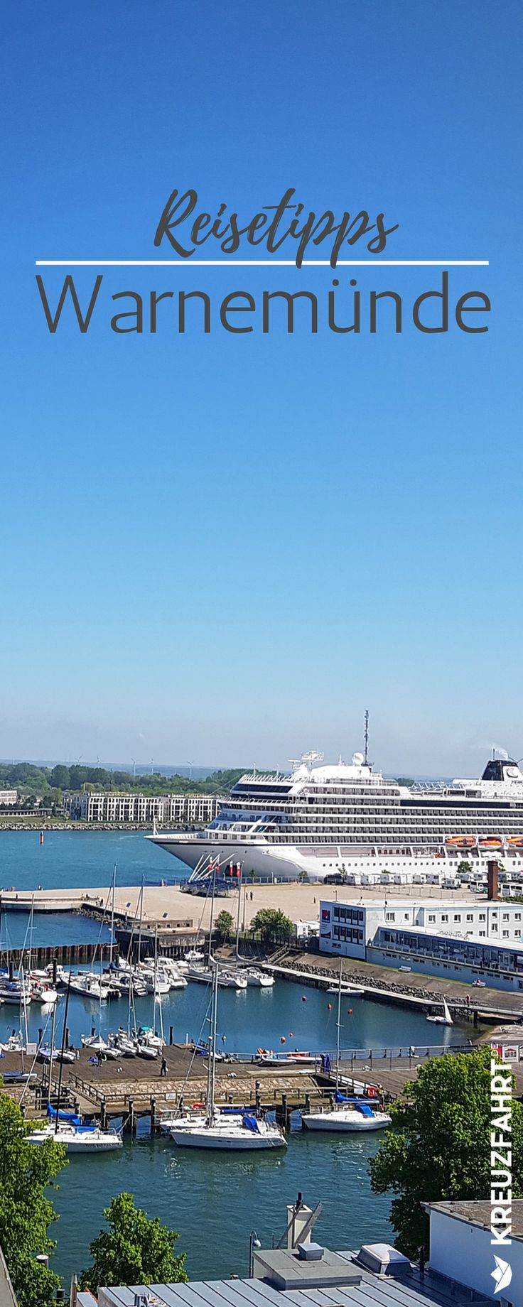 Jährlich starten unzählige tolle #Kreuzfahrten von #Reedereien wie AIDA Cruises, Costa Kreuzfahrten, MSC Kreuzfahrten, Norwegian Cruise Line und Princess Cruises vom Passagierkai in #Warnemünde. Wenn das nicht ein Grund ist, deine Kreuzfahrt mit einem Warnemünde-Trip zu verbinden! Darüber hinaus hat die kleine Stadt an der #Ostsee aber noch weitere Attraktionen zu bieten!  #kreuzfahrtde #kreuzfahrt #aidacruises #tuicruises #meinschiff #msc #costa #Rostock #hansesail #leuchtturm #reisetipps