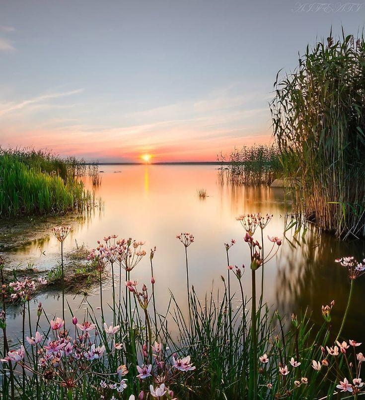 Добрый вечер картинки с природой