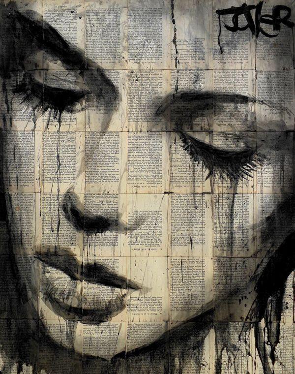 Loui Jover, paintings