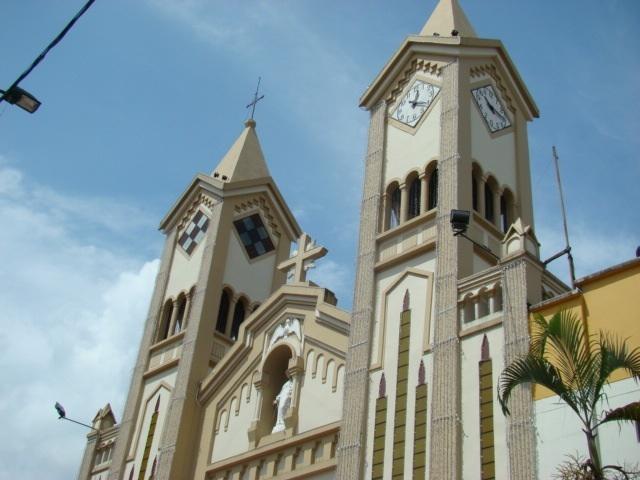 Cathedral of Villavicencio, Colombia