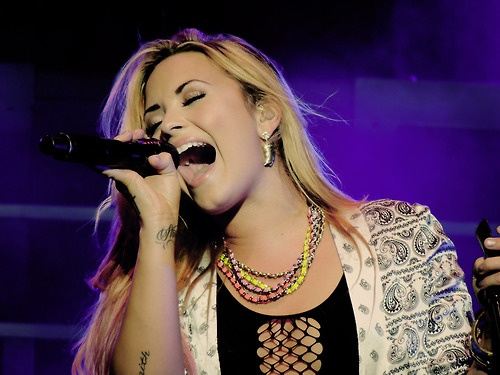 #demilovato #love #photography #concert #tour #demi #lovato #inspiration  <3